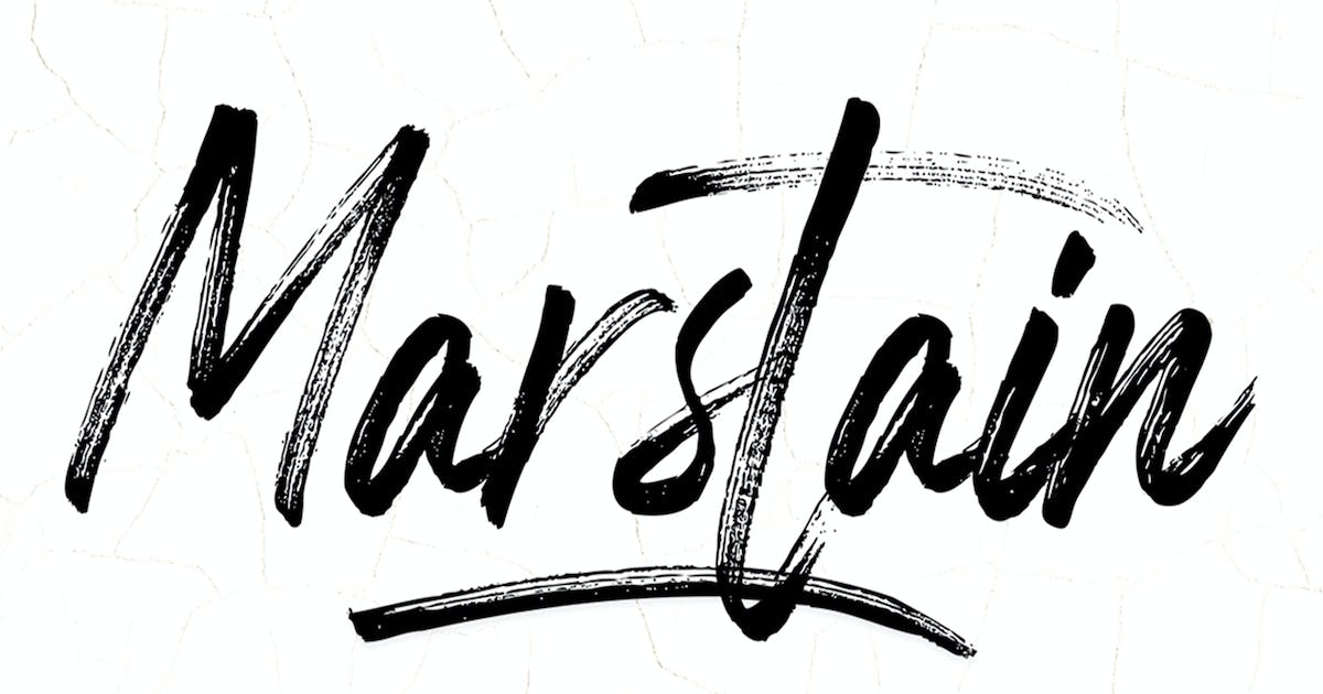 Download Marstain by Areatype