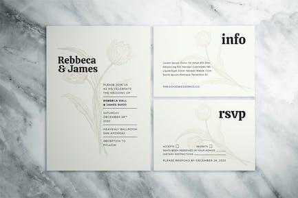 Floral Wedding Suite