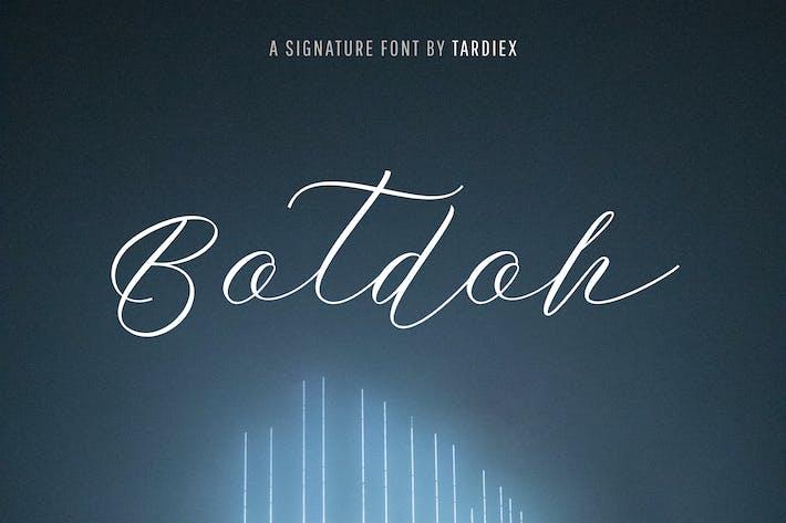 Thumbnail for Botdoh Signature
