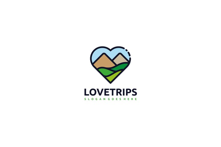 Thumbnail for Logo Love Trip