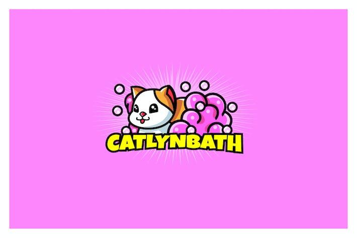Thumbnail for CAT GROOMING - Mascot & Esport Logo