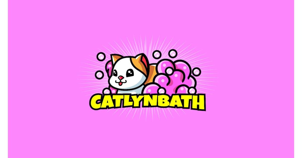 Download CAT GROOMING - Mascot & Esport Logo by aqrstudio
