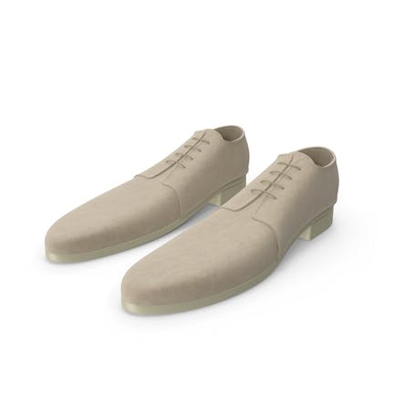 Fancy Toon Suede Shoes