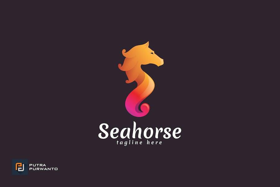 Seahorse - Logo Template