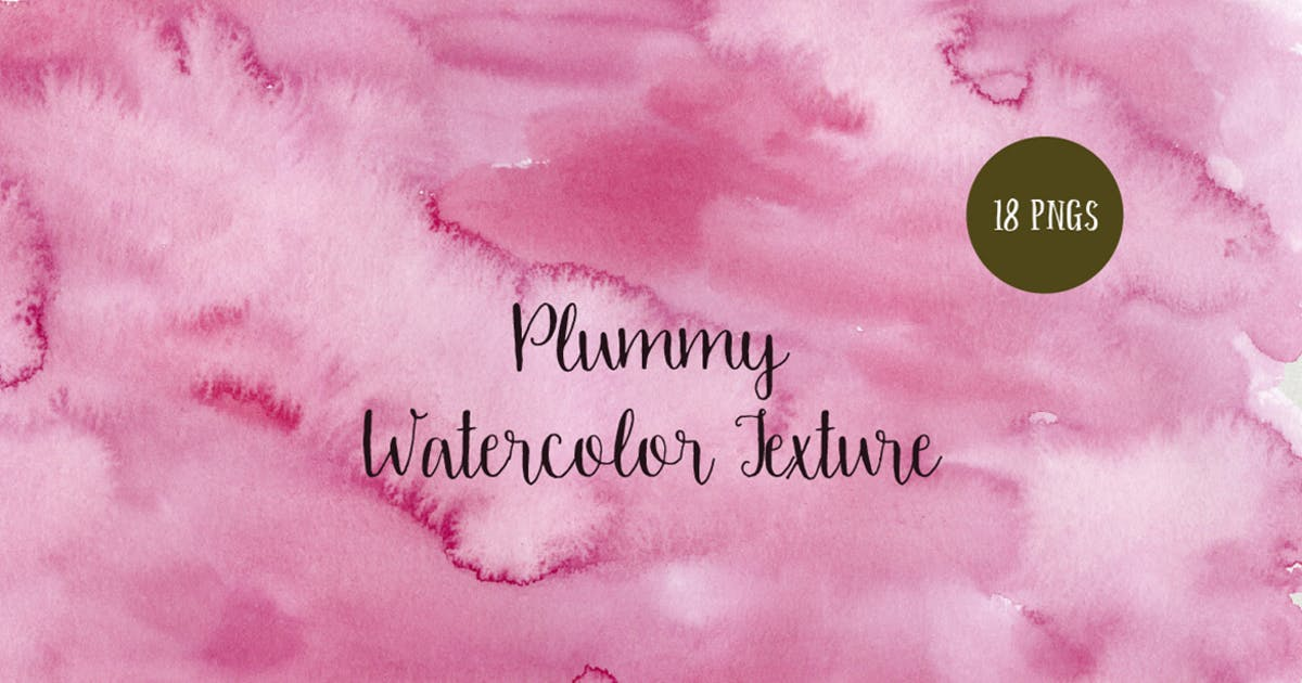 Download Watercolor Background Texture Plummy by cornercroft