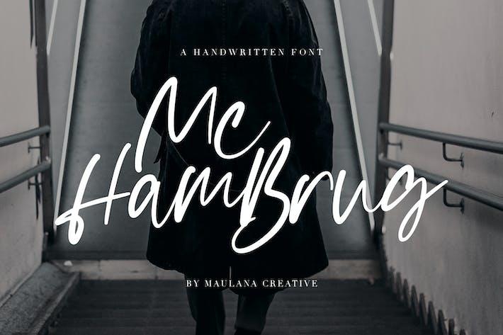 Thumbnail for Mc Hambrug Tipo de letra
