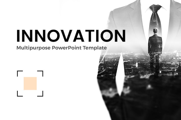 business innovation powerpoint by site2max on envato elements