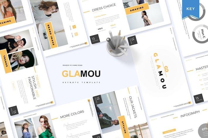 Glamou | Keynote Template