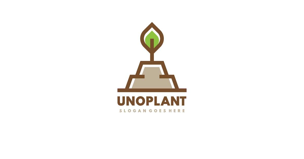 Download Plant Logo by 3ab2ou