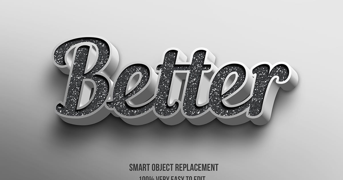 Download 3d concrete text effect by wudelmbois