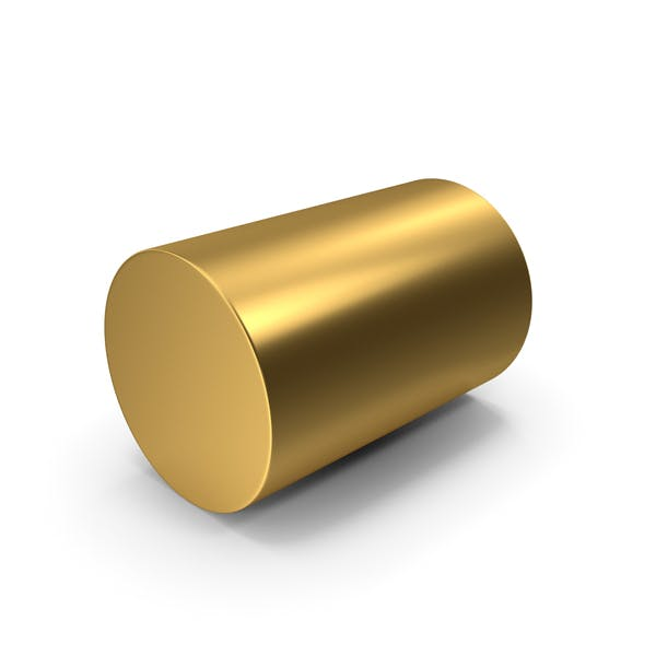 Thumbnail for Cylinder Gold