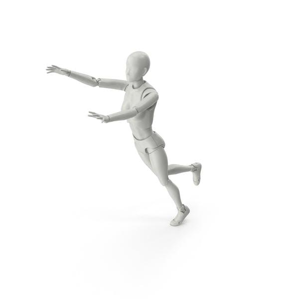 Thumbnail for Posed Female Figure