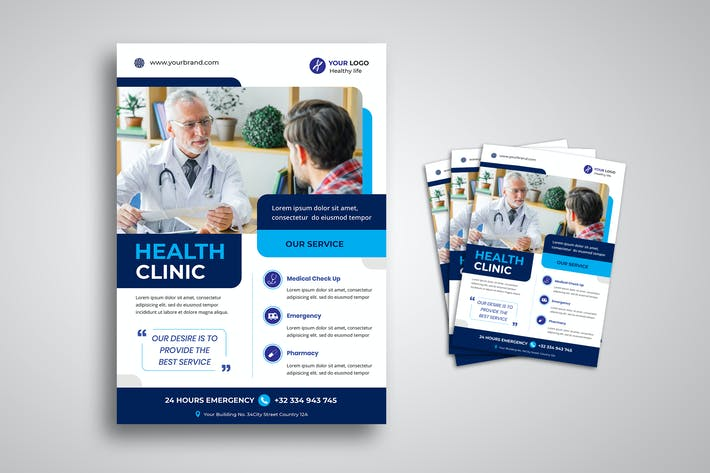 Thumbnail for Medical Flyer
