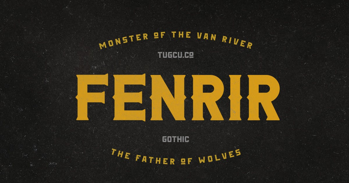 Download Fenrir Gothic by MehmetRehaTugcu