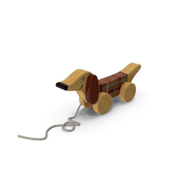 Toy Wiener-Dog