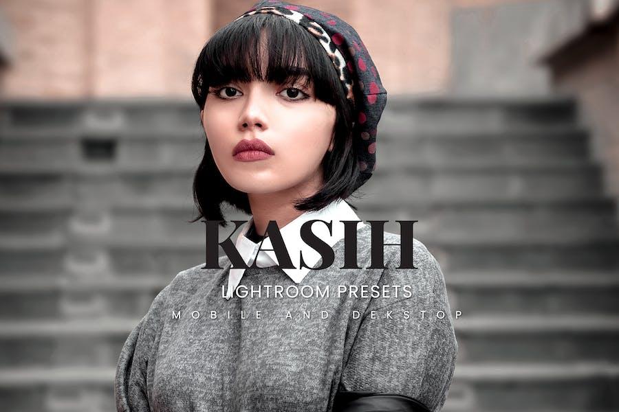 Kasih Lightroom Presets Dekstop and Mobile