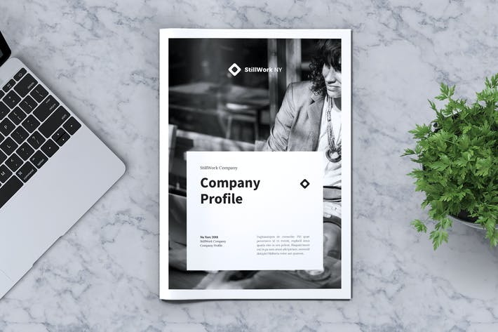 Thumbnail for STILLWORK - Company Profile Brochure