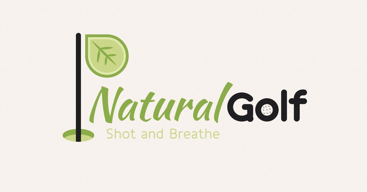 Download Natural Golf Logo by Sargatal