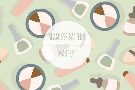 Make Up – Seamless Pattern