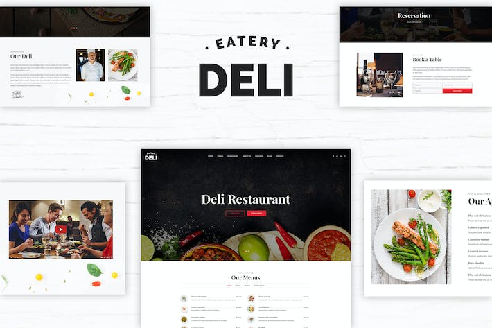 Thumbnail for Deli Restaurant