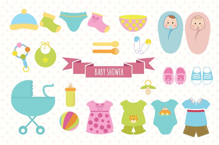Thumbnail for Cute Baby Shower