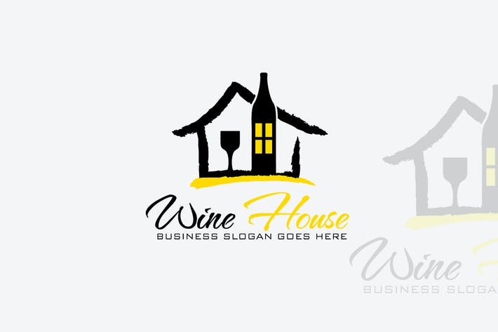 Thumbnail for Wine House Logo