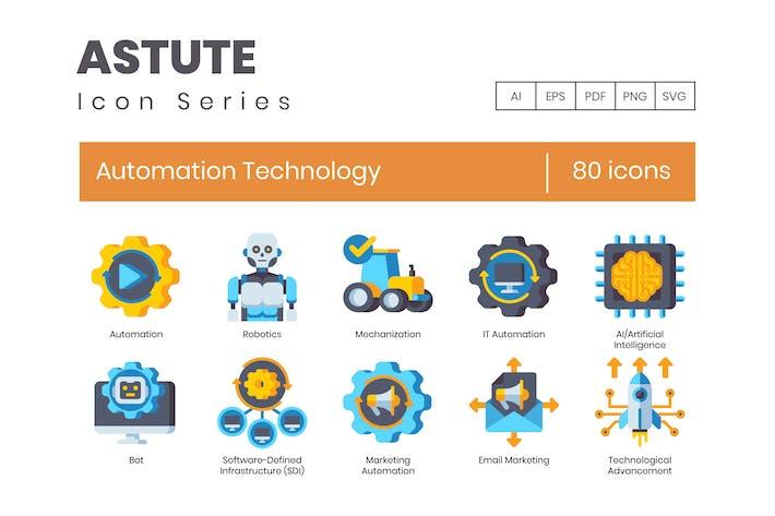 AutomatisierungstechnIcons