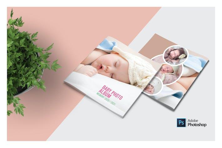 Thumbnail for Baby Photo Album
