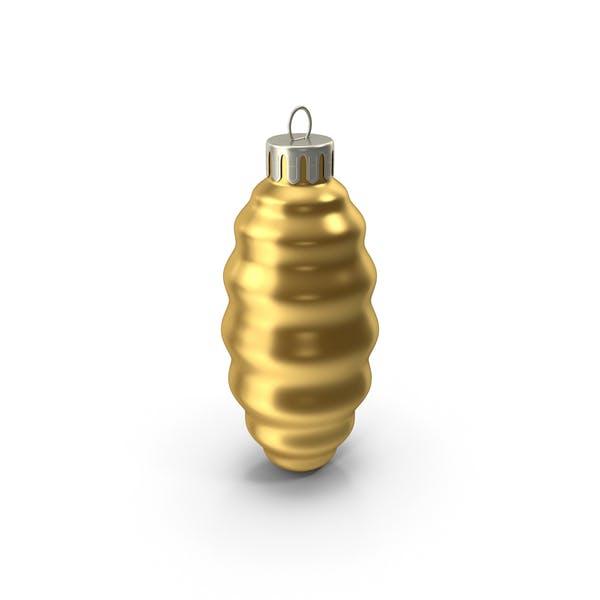 Ornament Gold