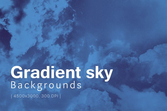 Thumbnail for Gradient Sky Backgrounds