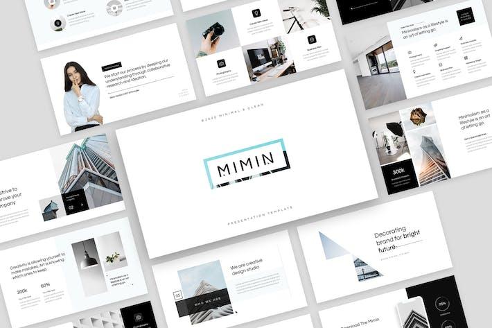 Thumbnail for MIMIN - Keynote о минимализме