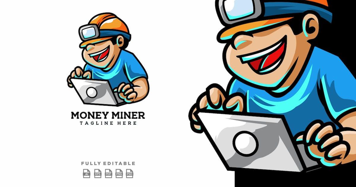 Download Miner Money Logo by elevencreativee
