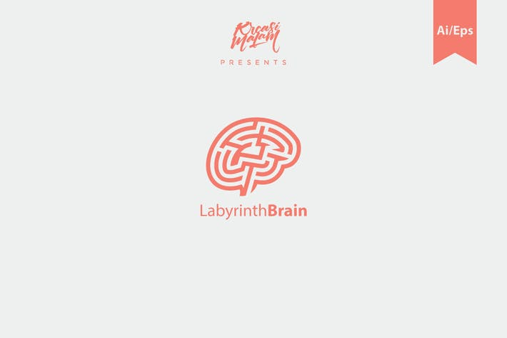Thumbnail for Labyrinth Brain Logo