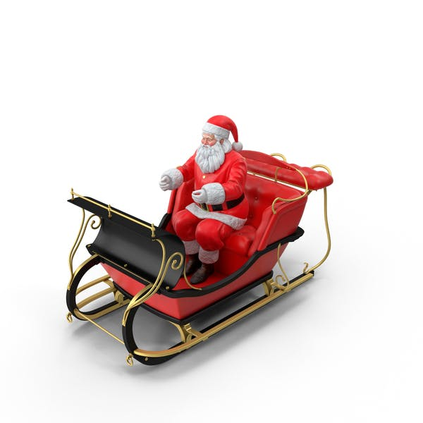 Cover Image for Santa's Sleigh