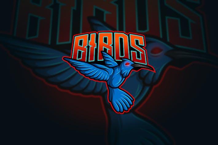 Thumbnail for Bird - Mascot & Esport Logo