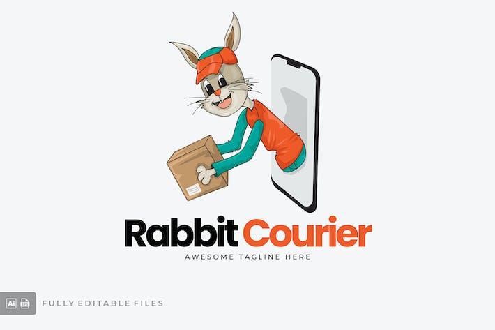 Thumbnail for Rabbit Courier Logo