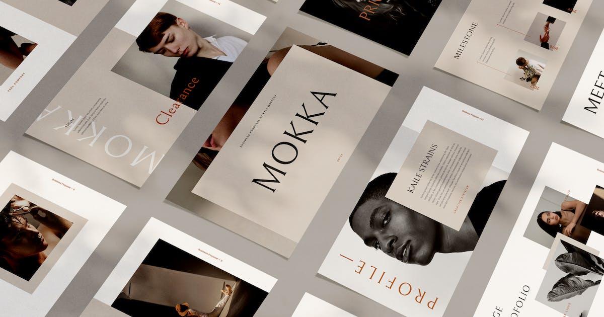 Download Mokka Keynote by VisualColony