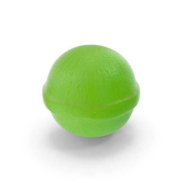Spherical Hard Candy Green