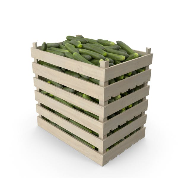 Thumbnail for Crates of Cucumbers