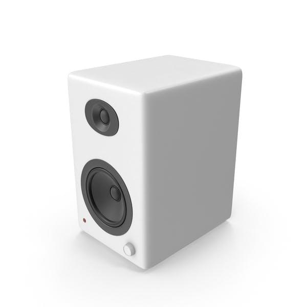 Thumbnail for White Speaker