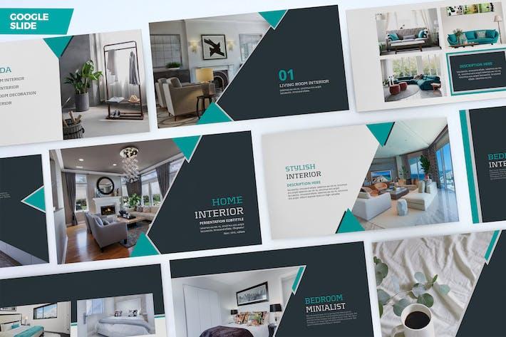 Thumbnail for Decoration - Google Slides Template