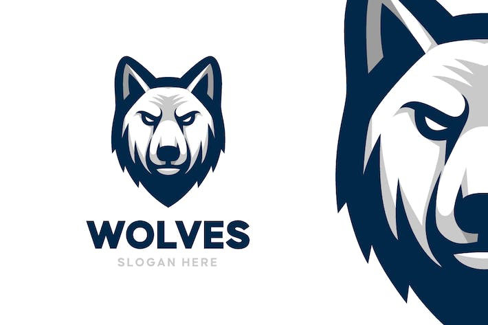 Thumbnail for Wolf Logo