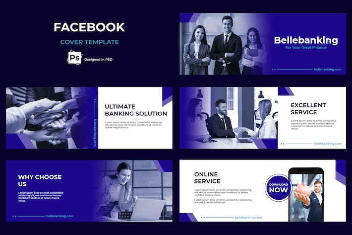 Facebook Cover Corporate