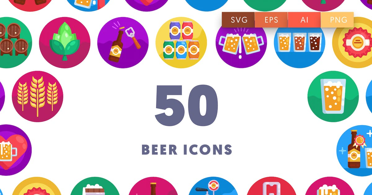 Download Beer Icons by thedighital