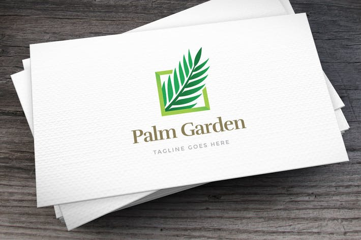 Thumbnail for Mock-up Palm Garden
