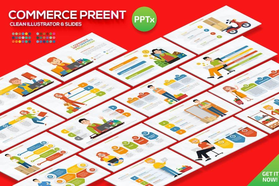 Commerce Powerpoint Presentation