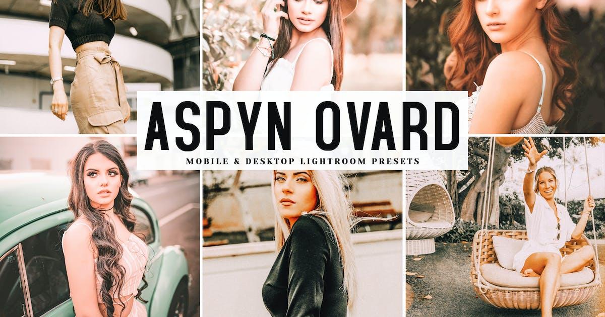 Download Aspyn Ovard Mobile & Desktop Lightroom Presets by creativetacos