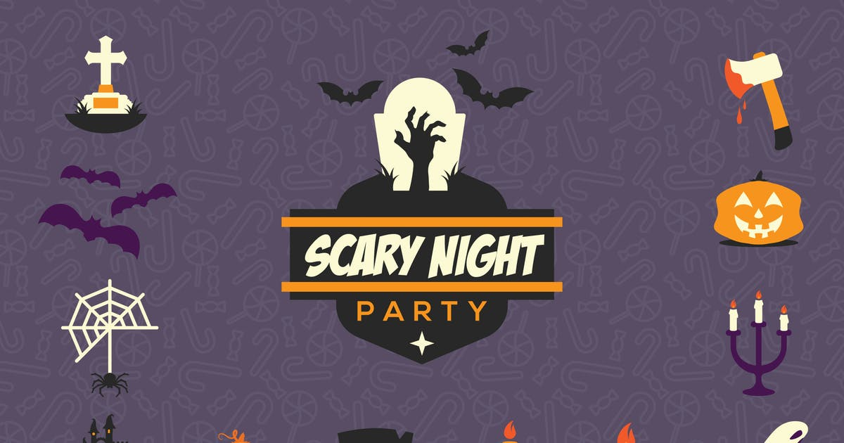 Download Halloween Pack 4 by Scredeck