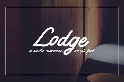 Guión Lodge
