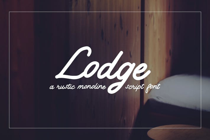 Thumbnail for Lodge Script
